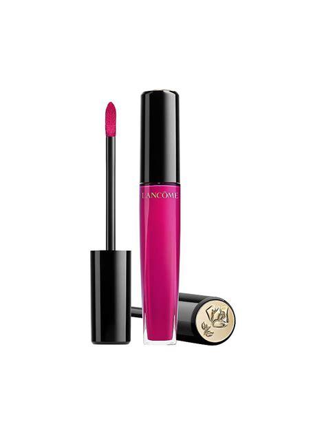 Lip Gloss Lancome lanc 212 me lipgloss l absolu gloss matte 378 lancome