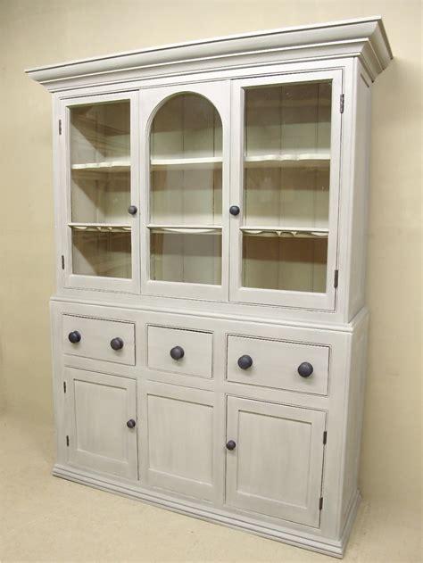 Pine Dressers Uk by Pine Glazed Kitchen Dresser 283828 Sellingantiques Co Uk