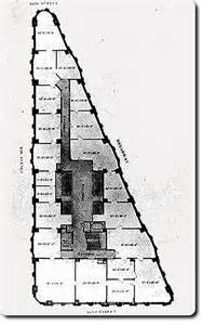 flatiron building floor plan 17 facts new yorkers don t know about the flatiron building