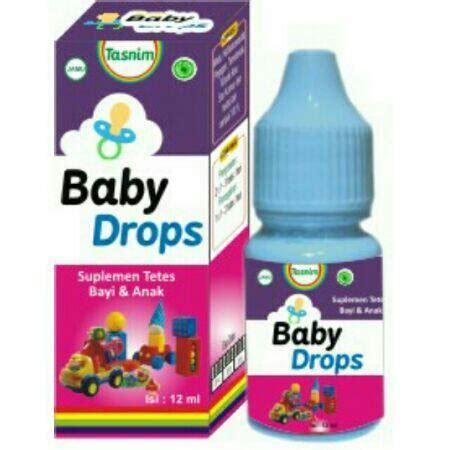 Madu Tasnim Baby Drops Suplemen Kesehatan Bayi Dan Anak jual madu tasnim baby drops suplemen kesehatan bayi dan
