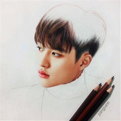 D O E instiz best drawings of exo d o pann좋아