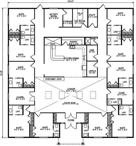 Multi Unit Home Plans by 75 Best Multi Unit Plans Images On