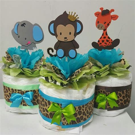 Centerpieces For Baby Shower by S Creations Baby Shower Theme Centerpieces