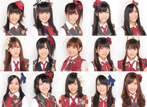 Clearfile Akb48 Team B 2015 fourty eight family
