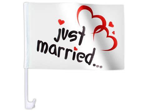Hochzeitsartikel Auf Rechnung by 10 Stk Alsino Autoflagge Afl 10 Autofahne F 252 R Die