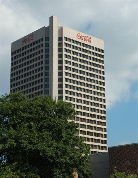 Coca Cola Atlanta Office by Coca Cola Headquarters
