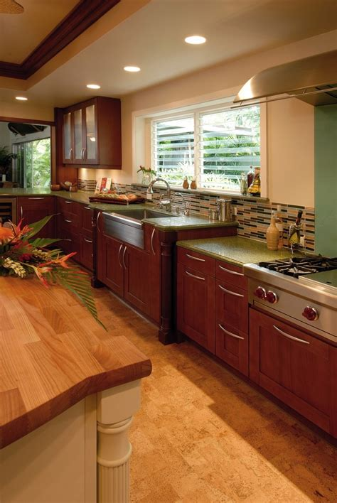 Cork Floors In Kitchen Wonderful Cork Flooring Pros And Cons Decorating Ideas Images In Kitchen Tropical Design Ideas