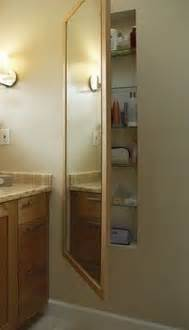 length bathroom mirror cabinet storage ideas mirror and storage on
