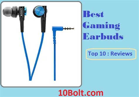 best earbuds review best gaming earbuds 2019 reviews buyer s guide top 10