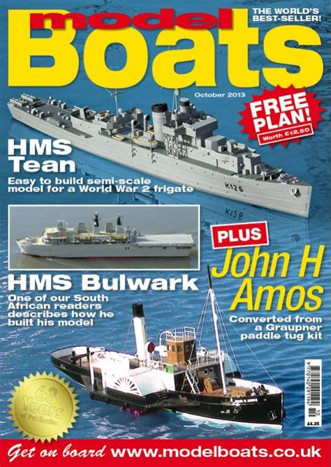 model boats uk magazine model boats october 2013 magazine covers and contents
