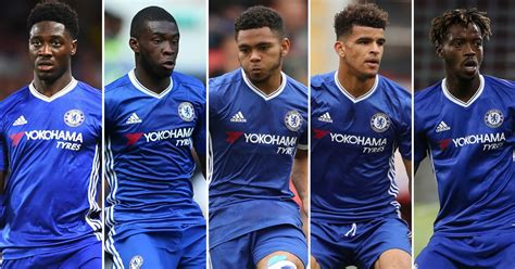 chelsea youngsters five chelsea youngsters ready to break into the blues