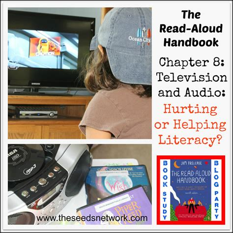 the read aloud handbook seventh edition are television and audio hurting or helping literacy