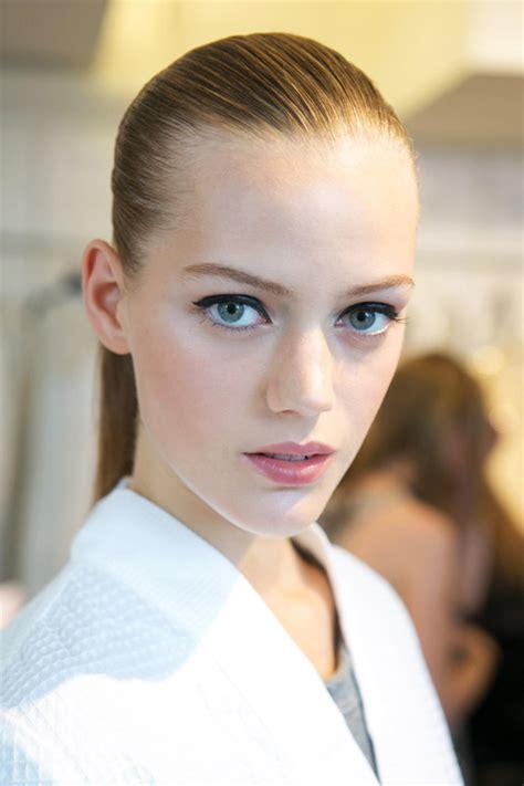 Makeup La oscar de la renta summer 2015 makeup and