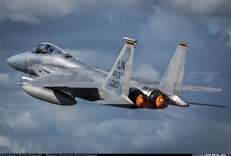 mcdonnell douglas f 15c eagle usa air aviation photo 2771628 airliners net