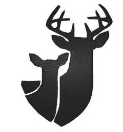 deer silhouette cliparts co