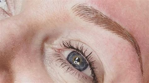 tattoo eyebrows glasgow eyebrow tattoos for no hair brows permanent make up