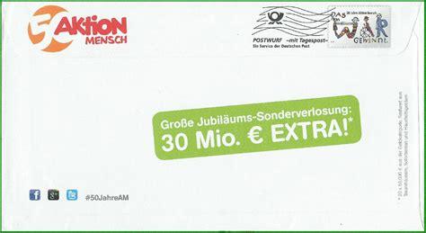 Postwurfsendung An Alle Haushalte 2300 by Philaseiten De Deutsche Post Postwurfsendung Und