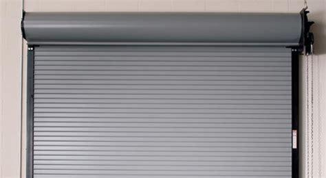 Metal Roll Up Doors by Rolling Steel Door Logistic Trade