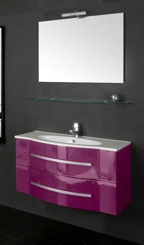 bagno lilla e bianco arredo bagno mobile argus da 90 cm in vari colori