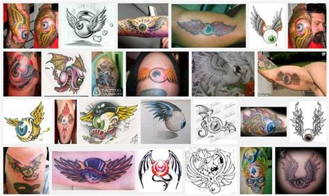 rose with wings tattoo meaning 191 best eye deas images on