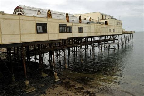pier aberystwyth buyers sought to save aberystwyth s iconic victorian pier