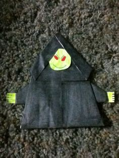 How To Make Origami Emperor Palpatine - 1000 images about wars on origami mace