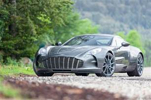 Aston Martin One77 Stunning Aston Martin One 77 Photoshoot Gtspirit