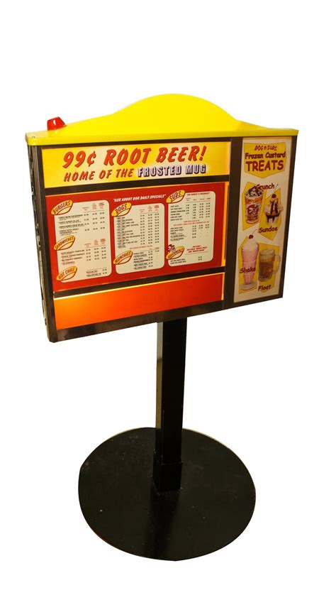 light jackson menu choice vintage s n suds drive in car order light up