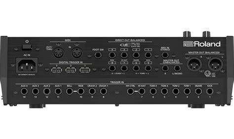 roland td drum sound module