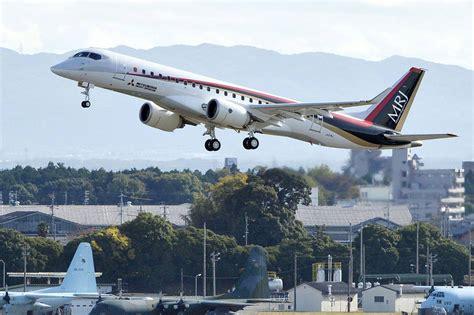 mitsubishi jet mitsubishi regional jet ilk deneme u 231 uşunu yaptı