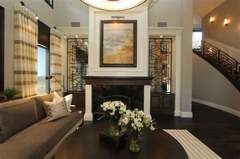 robeson interior design iron work forged custom iron stairway for luxury