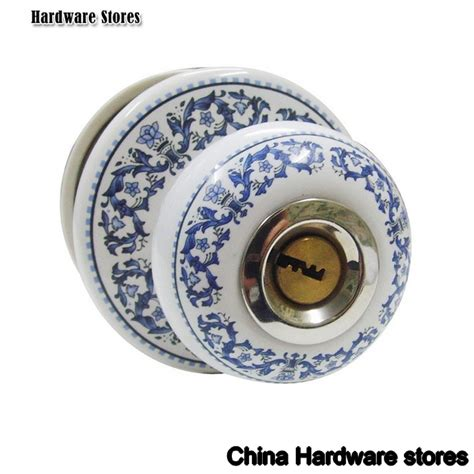 Cheap Door Knobs With Locks by Ceramics Door Lock Cheap Pulls Knobs Handles Hardware