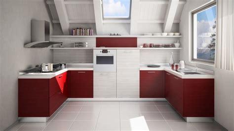 cucine mansarde cucine moderne per mansarde cordel
