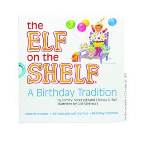 On The Shelf Birthday Letter by The On The Shelf Leaves A Bye Letter On