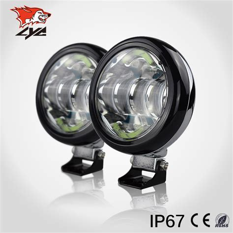 Lyc Led Round Driving Lights Best Place To Buy Led Lights Buy Lights