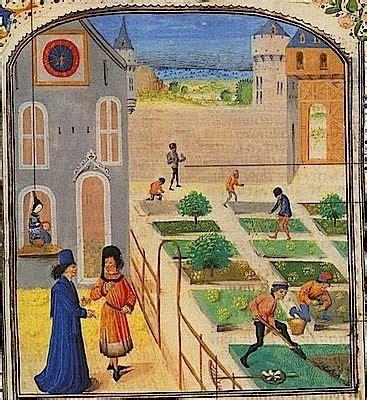 giardino medievale 13 best images about giardino medievale codici miniati on