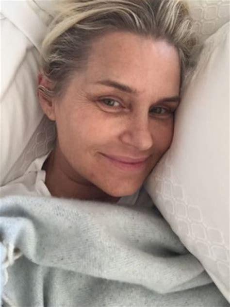 yolanda fosters skin yolanda foster posts lyme disease update on instagram