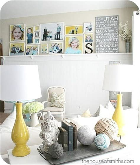 diy home decorating blog ściana ze zdjęciami lovingit pl lovingit