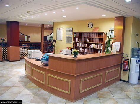 Comptoir De Reception Hotel 2480 by Comptoir De Reception Hotel Vian Agencement Banque D 39