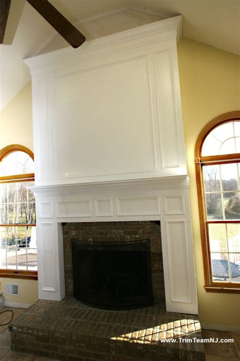 37 best images about fireplace molding on faux