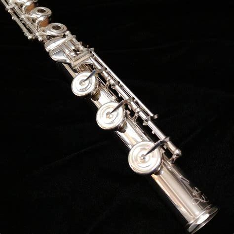 Handmade Flute - di zhao handmade d series sp professional flute