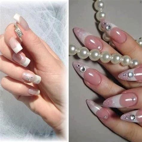 imagenes de uñas acrilicas puntiagudas u 241 as puntiagudas