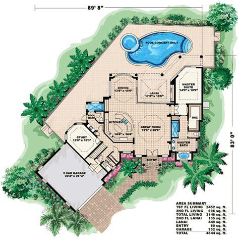 layout view en espanol click to view house plan main floor plan house designs