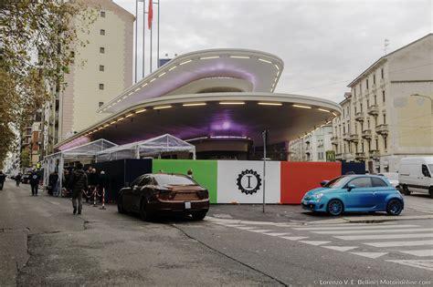 sede opel italia garage italia customs inaugurazione sede piazzale
