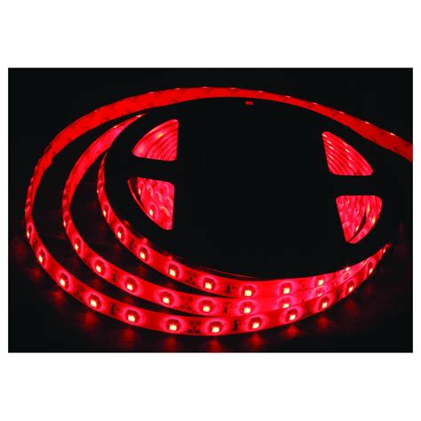 led tape light kit lr technology led tape light kit 5m red at gear4music com