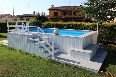 piscine da giardino fuori terra piscine fuoriterra piscine da terrazzo e giardino