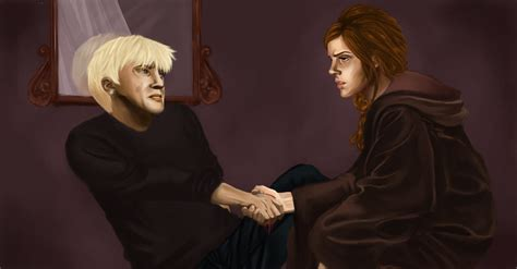draco malfoy and hermione granger hermione granger and draco malfoy
