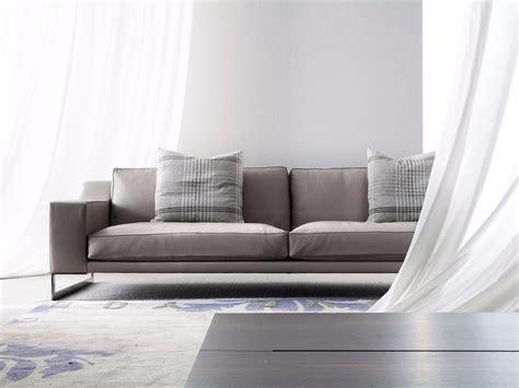 erba italia divani indizio divano in pelle by erba italia