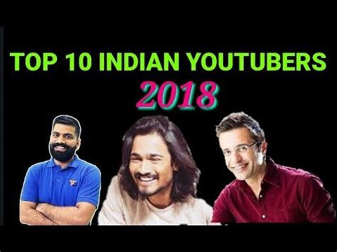 top 10 youtubers earnings 2018 india richest indian youtubers