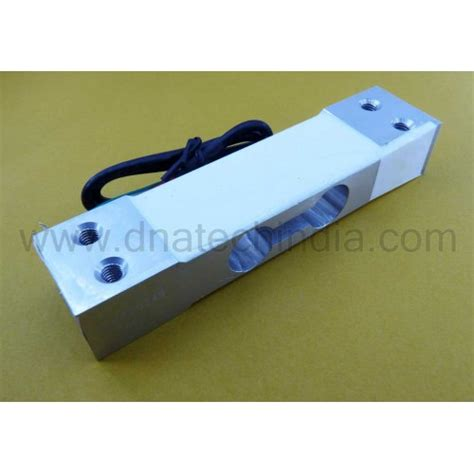 buy in india 6 kg load cell sensor at low cost from dna technology nashik